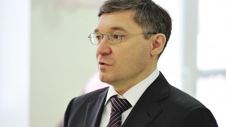 Теперь официально: Владимира Якушева лишили должности министра и назначили новым полпредом в УрФО