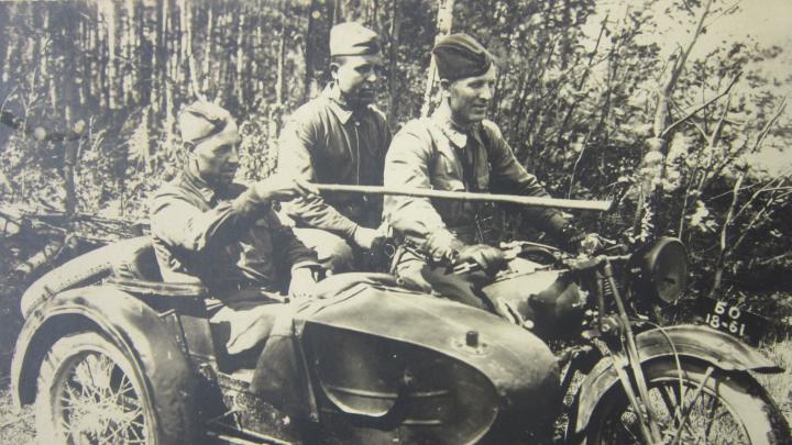 Фронтовой инстаграм: история ярославца, который прошел всю войну с ампутированной ногой