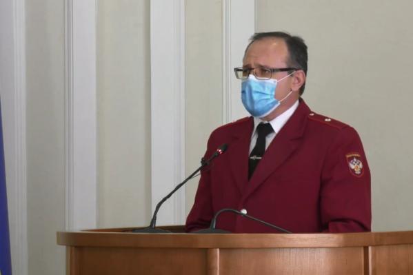 Евгений Ковалев высказался по поводу коронавирусных ограничений в регионе