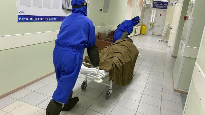 Еще 4 пациента скончались от коронавируса в Тюменской области