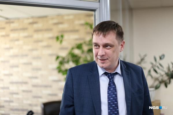 Сергей Федорчук надеется, что сложившаяся ситуация позволит полностью вернуть школьникам очное обучение