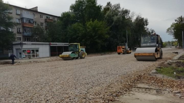«Проезда не будет»: в Ярославле перенесли дату открытия дороги на Тутаевском шоссе