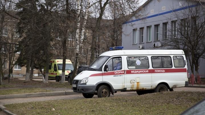 Смерть от коронавируса и прирост заболевших: как COVID-19 распространяется в Ярославской области