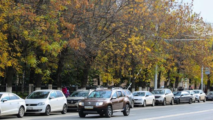 В центре Уфы на несколько дней перекроют движение транспорта