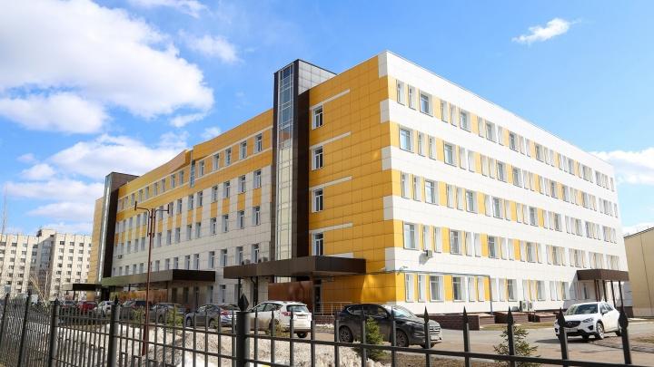 Стало известно, куда отправят больных коронавирусом из РКБ имени Куватова в Уфе
