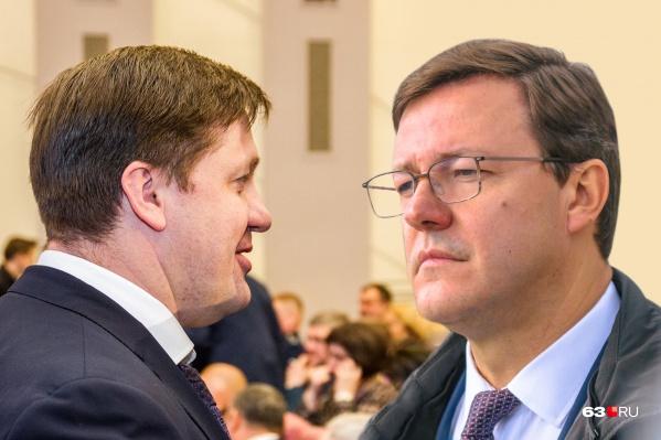Ратманов руководил самарским Минздравом чуть более года по приглашению главы региона