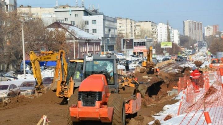 В Уфе на сутки закроют улицу Комсомольскую от Галле до Бессонова