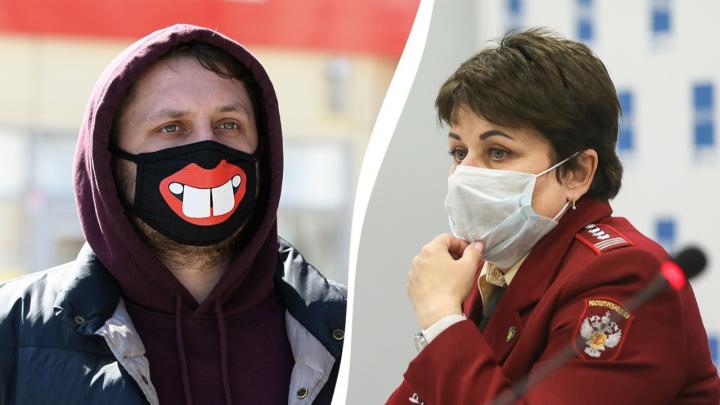 На улице не обязательно: объясняем, где и какие маски и перчатки должны носить волгоградцы