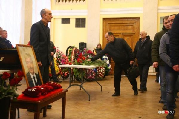 На заводе «Прогресс» Вадим Небога работал с 1985 года