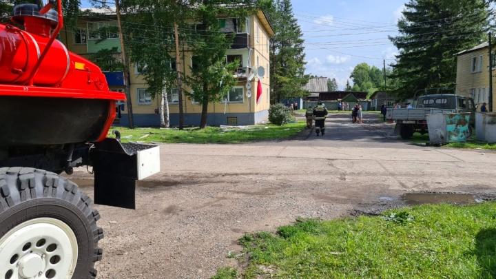 При взрыве газа в поселке в Рыбинском районе пострадала женщина. Хроника
