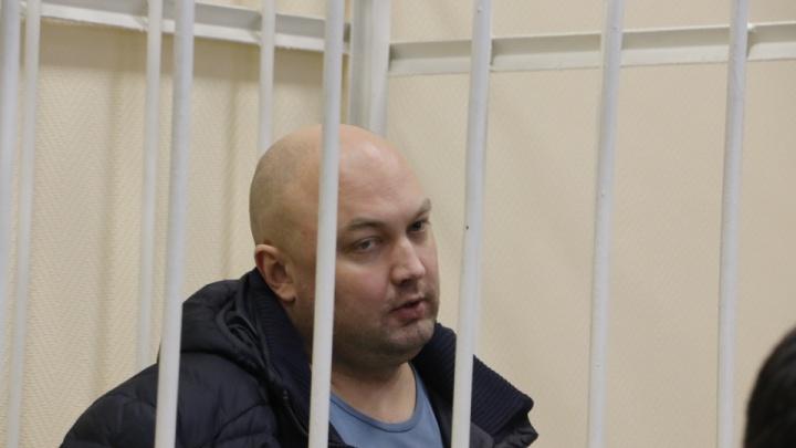 Константин Худяков, насмерть сбивший женщину на Троицком проспекте, проведет еще два месяца в СИЗО