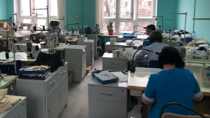 Медицинские маски в Ростове выпускает всего одно предприятие из 18
