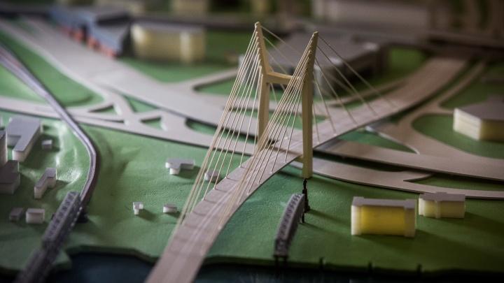 В Новосибирске разрешили построить шесть новых опор для четвертого моста