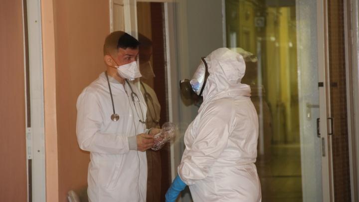 Для южноуральской больницы, где долечивают ковидные пневмонии, собирают деньги на средства защиты