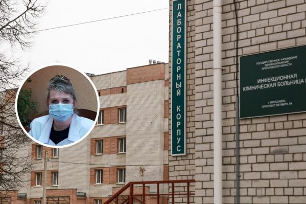 Светлана Кочкина рассказала, как в Ярославской области дети болеют коронавирусом