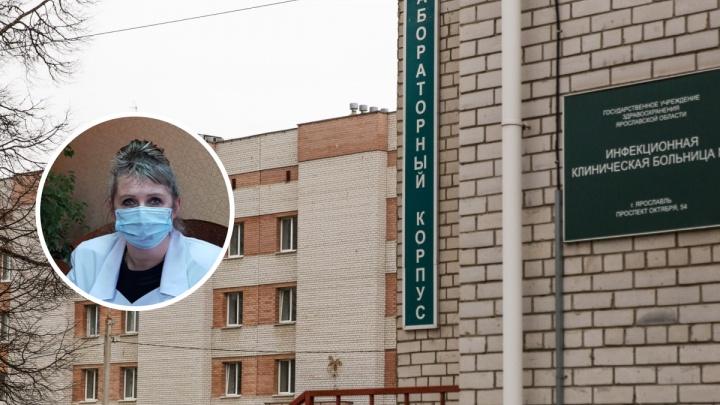 Двое в реанимации: в Ярославской области в больницу с коронавирусом госпитализированы 12 детей