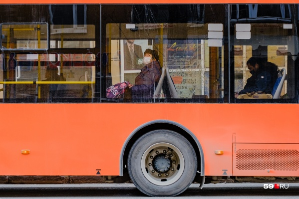 Дольше сегодня будут ходить и автобусы, и трамваи
