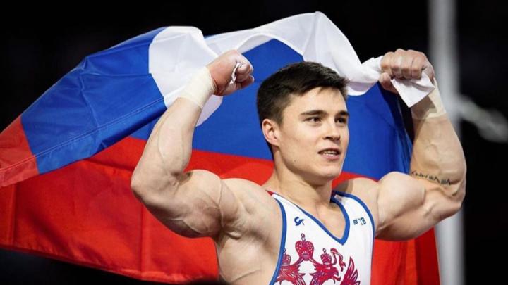 Ростовский гимнаст Никита Нагорный стал «Спортсменом года»