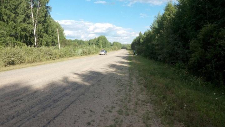 Улетел в кювет: водитель на «Ниве» погиб в ДТП в Вагайском районе
