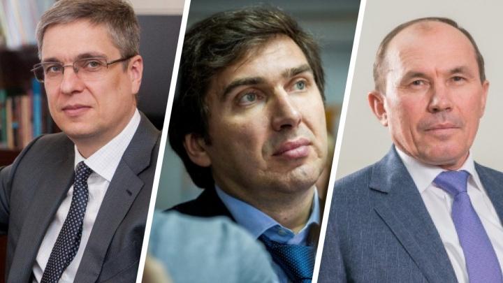 Топ-3 самых богатых министров Новосибирской области — один из них умудрился увеличить доход в 11 раз
