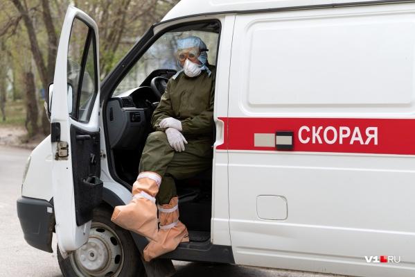 Коронавирус убил еще двоих жителей Волгоградской области