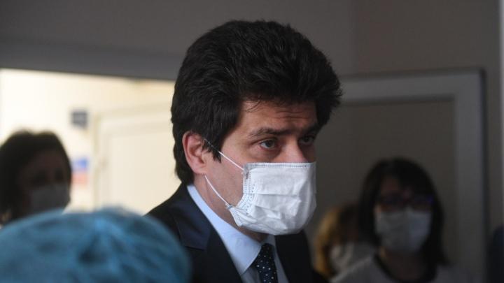 Высокинский пообещал помочь бизнесу, который пострадал из-за коронавируса