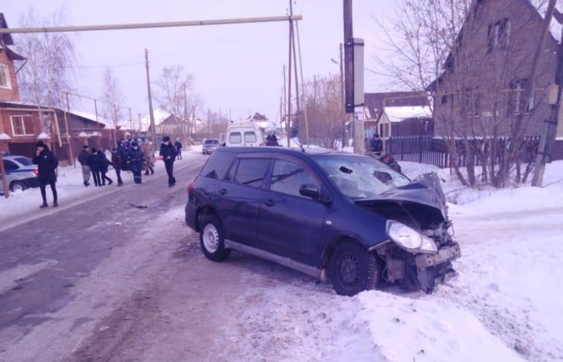 Водитель ВАЗа 1977 года рождения умер в больнице