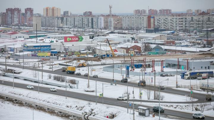 Власти края просят денег на достройку развязки в Солонцы-2. Не хватает почти 400 миллионов