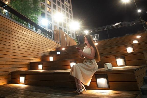 Это точно Екатеринбург? Уральский фотограф сделал потрясающие снимки вечернего города