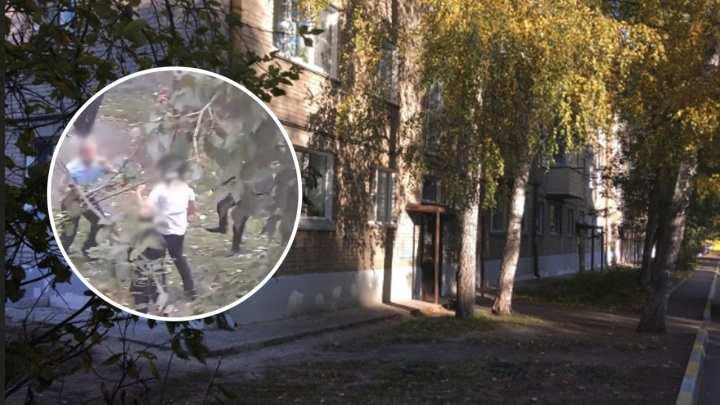 «Зарабатывают авторитет»: жители ОбьГЭСа сняли на видео шестиклассников, устраивающих драки на публику