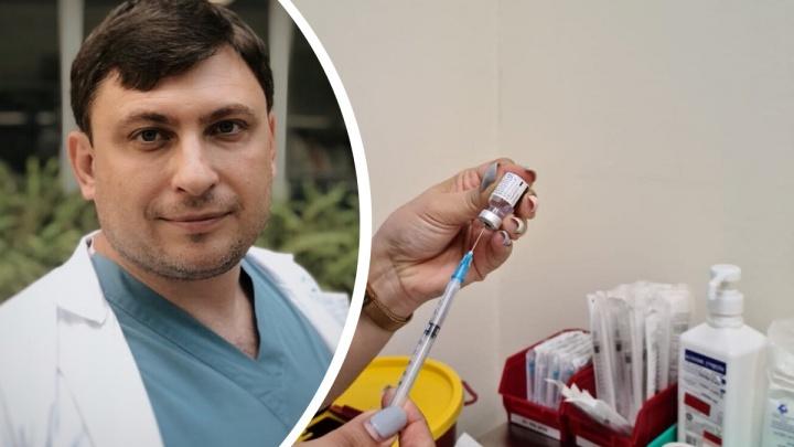 Израильский врач Борис Бриль рассказал о мифах и фактах вакцинации от коронавируса