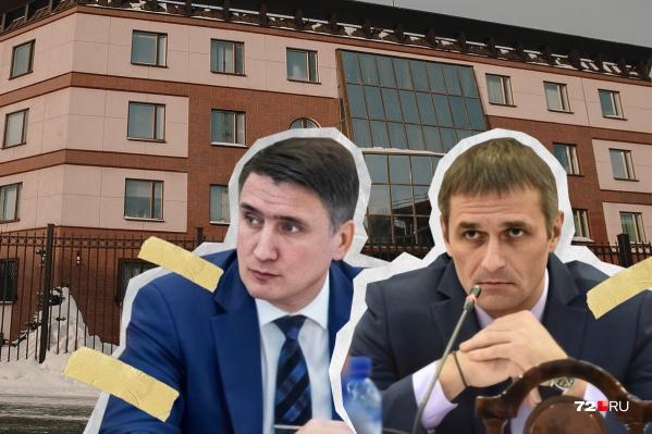 Кресло Игоря Кочнева (слева) займет Игорь Николаев (справа)
