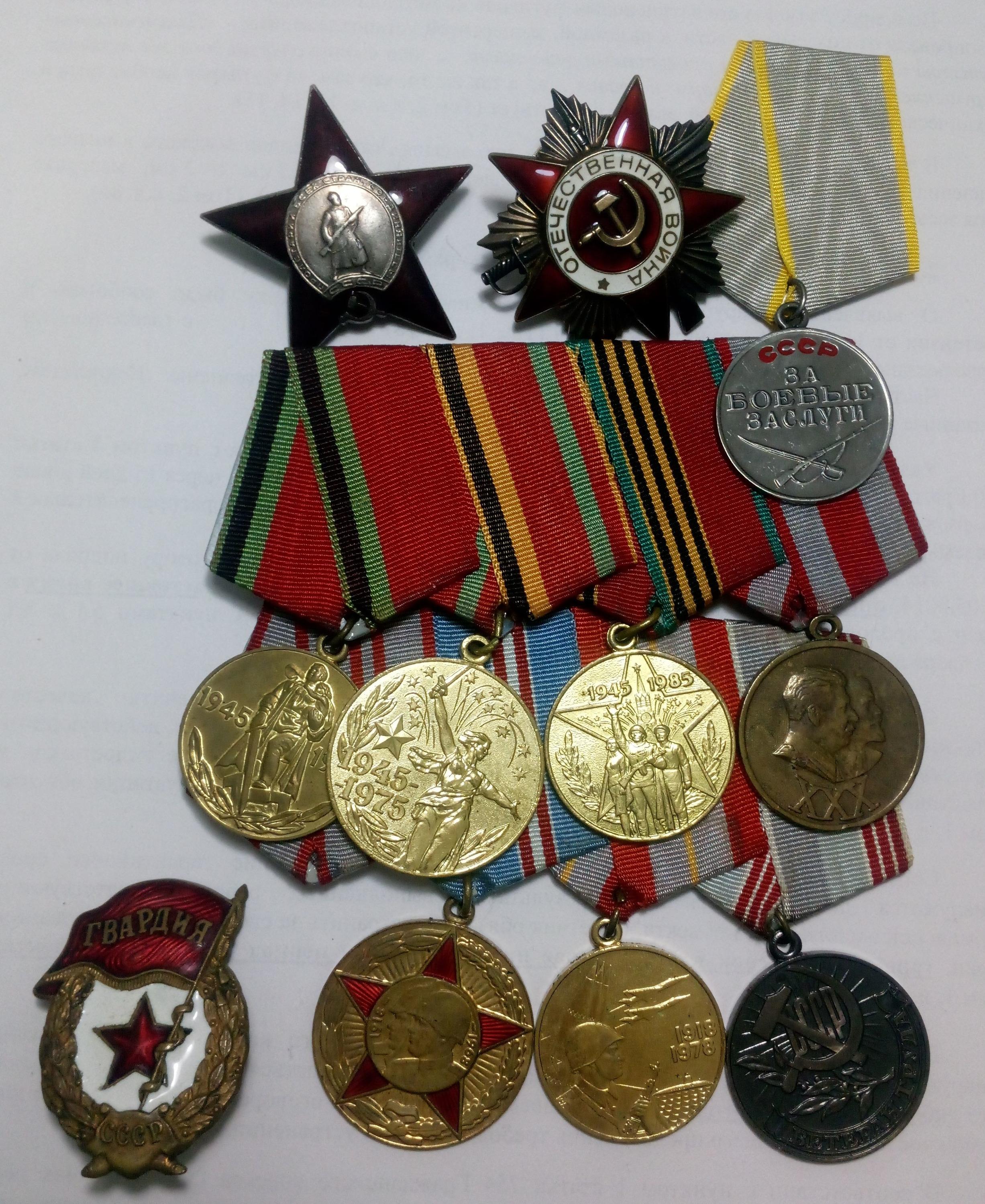 Награды Евгении Никитиной
