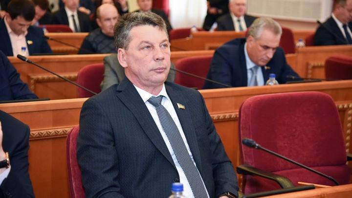 СК подтвердил задержание депутата Заксобрания Ростовской области за кражу газа