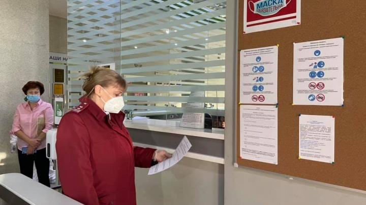 В Роспотребнадзоре рассказали о коронавирусных проверках в офисах нижегородских компаний