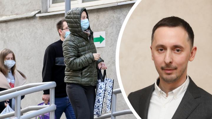 Мелик-Гусейнов рассказал NN.RU, ждет ли нас возврат жестких коронавирусных ограничений