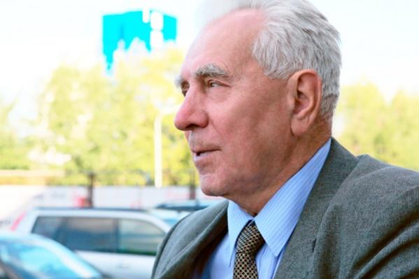 Геннадию Богомякову было 89 лет