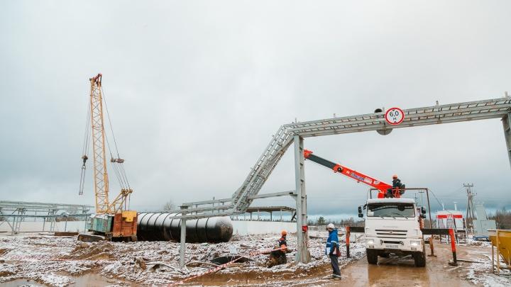 «ЛУКОЙЛ-ПЕРМЬ» скоро завершит реконструкцию установки, перекачивающей треть всей нефти в крае