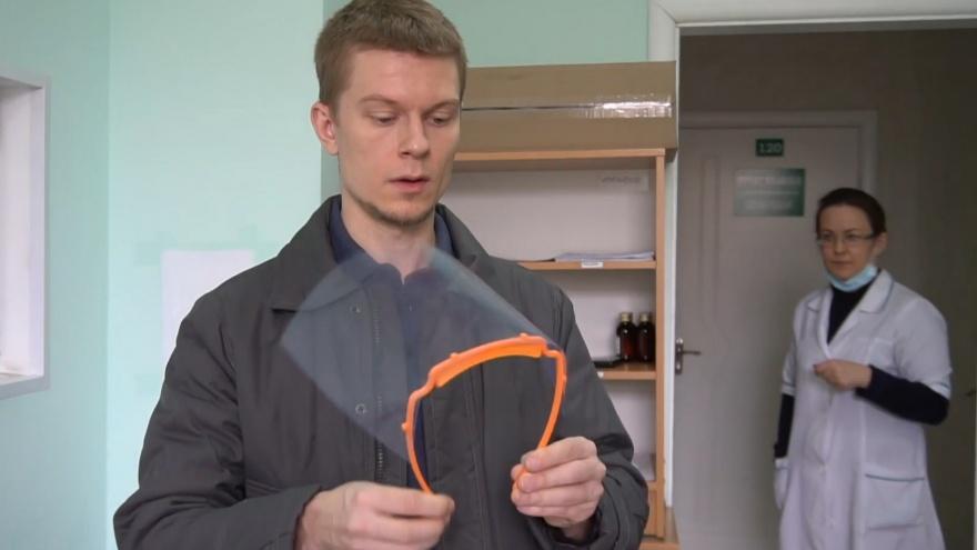 Программист из Уфы придумал технологию производства средств защиты от инфекции для медиков
