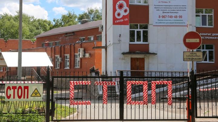 В Башкирии резко выросло количество заболевших коронавирусом