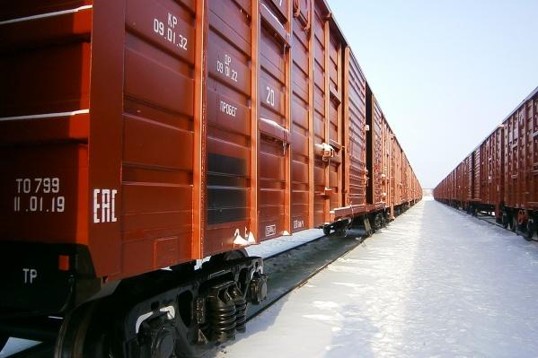 За 11 месяцев 2020 года оператор перевез 579 тысяч тонн грузов, что чуть выше показателя за аналогичный период прошлого года