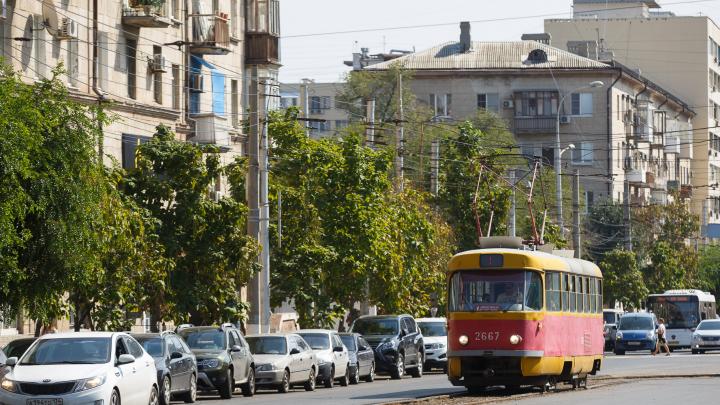«Мы дойдем и до Путина»: волгоградцы требуют вернуть трамвай № 1