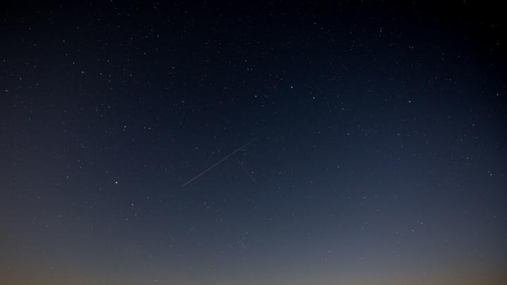 Над Новосибирском начнется звездопад Квадрантиды с яркими огненными шарами