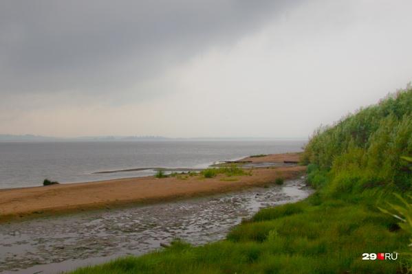 Тело несколько дней искали в реке Маймаксе, но нашли в итоге в Северной Двине