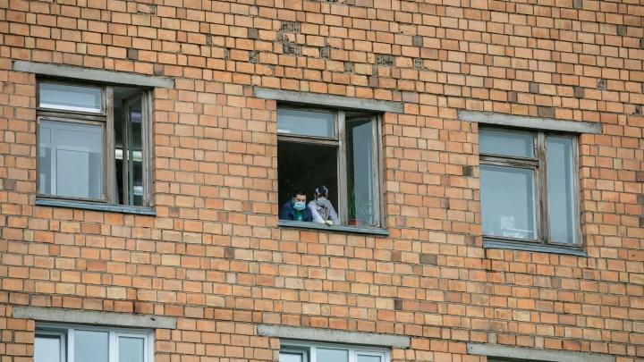 Число заболевших перешагнуло порог в 6000. 88-й день коронавируса в Красноярском крае