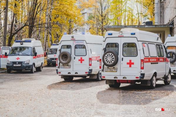Большинство новых зараженных отправляют в больницы