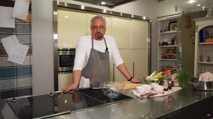 «Я не повар, мне просто нравится»: бывший пермский депутат Андрей Агишев стал кулинарным блогером