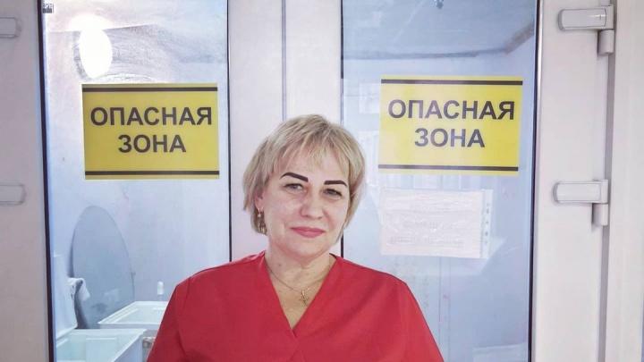 «Постоянное ощущение опасности»: медсестра из Ростова — о работе в «красной» зоне