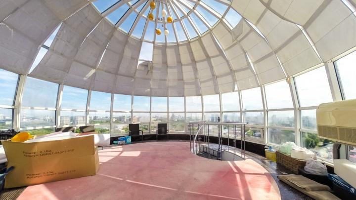 В Екатеринбурге выставили на продажу двухэтажную квартиру с потолком-куполом за 26 миллионов