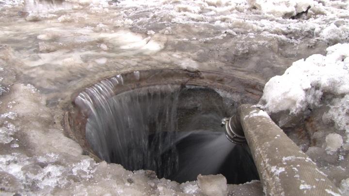 Из-за ремонтов часть домов на Галушина останется без воды на ночь